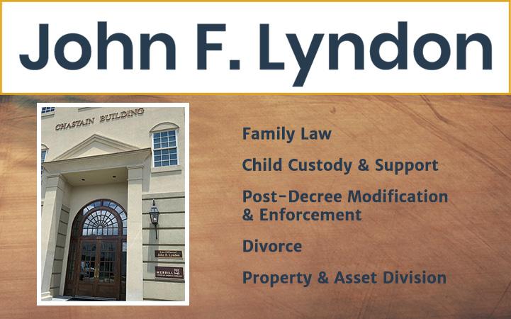 LAW OFFICES OF JOHN F LYNDON