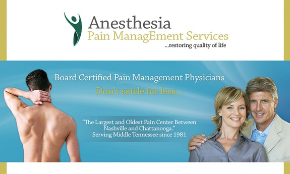 ANESTHESIA PAIN MANAGEMENT SERVICES