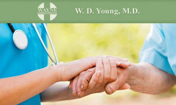 W.D. YOUNG, M.D.