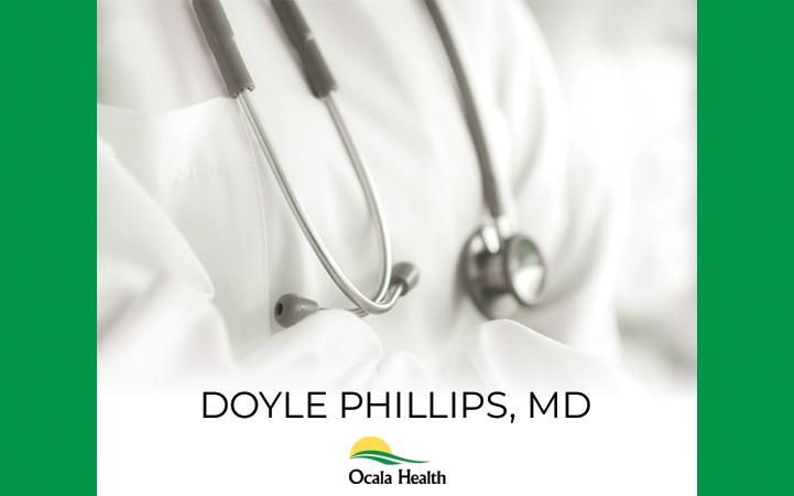 DOYLE C. PHILLIPS, JR., MD, PA