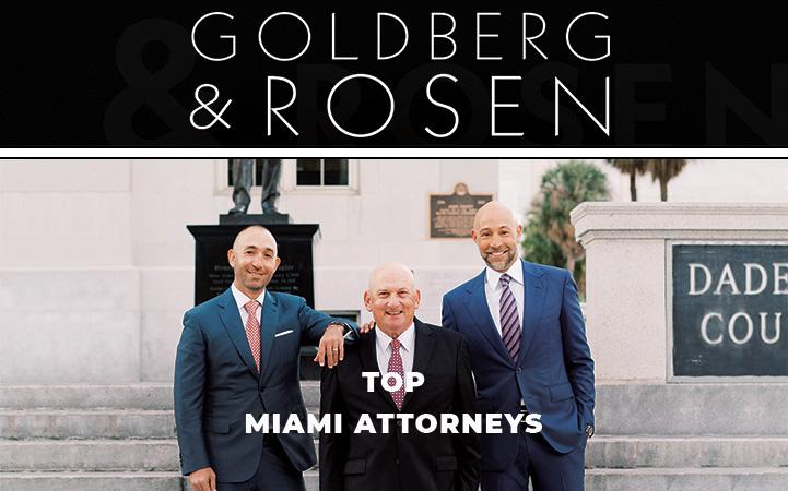 GOLDBERG & ROSEN TRIAL ATTORNEYS