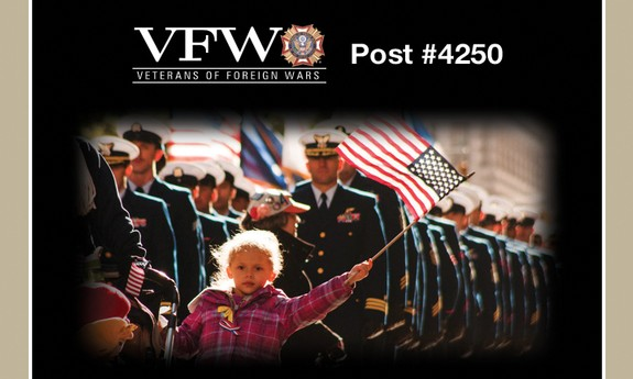 VFW POST 4250 - FRED H. REILAND POST