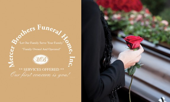 MERCER BROTHERS FUNERAL HOME INC