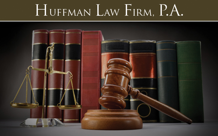 HUFFMAN LAW FIRM. P. A.