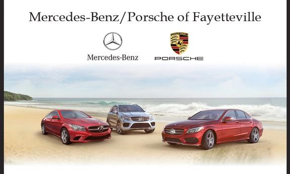 MERCEDES BENZ / PORSCHE OF FAYETTVILLE