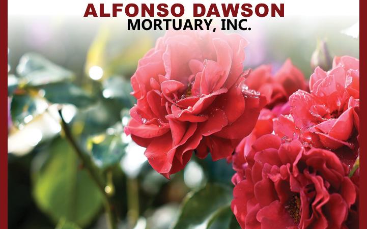 ALFONSO DAWSON MORTUARY, INC.