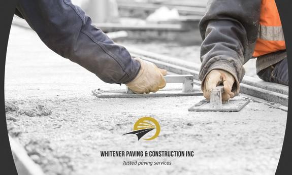 WHITENER PAVING & CONSTRUCTION INC