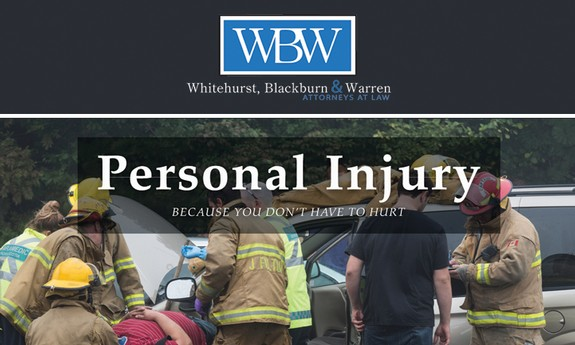 WHITEHURST, BLACKBURN & WARREN - ATTORNEYS AT LAW