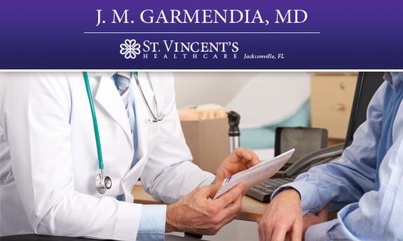 J.M. GARMENDIA, MD