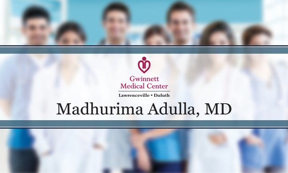 MADHURIMA ADULLA, MD