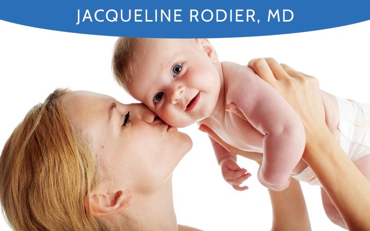 JACQUELINE RODIER, MD