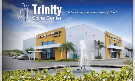 TRINITY SPINE CENTER
