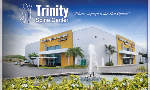 TRINITY SPINE CENTER - Local PHYSICIANS SURGEONS in Odessa, FL
