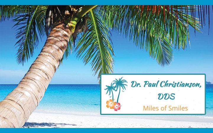 PAUL L. CHRISTIANSON, D.D.S., P.A.