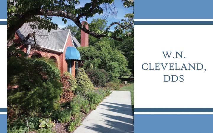 W.N. CLEVELAND, DDS