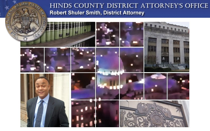 HINDS COUNTY DISTRICT ATTORNEY
