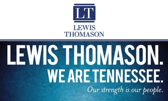 LEWIS THOMASON