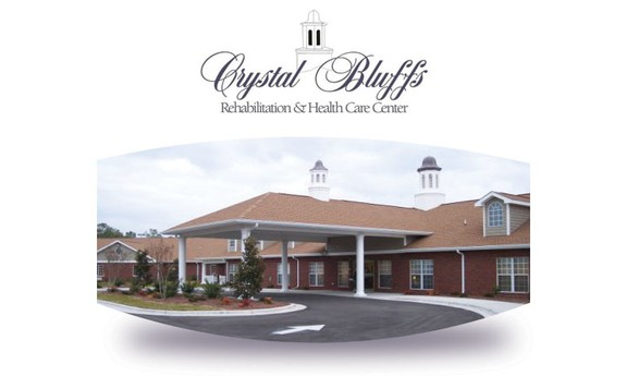 CRYSTAL BLUFFS REHABILITATION & HEALTH CARE CENTER