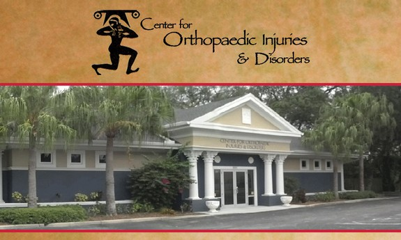 CENTER FOR ORTHOPAEDIC INJURIES AND DISORDERS - Local PHYSICIANS SURGEONS in Palm Harbor, FL
