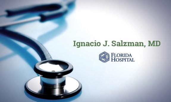 IGNACIO SALZMAN, MD