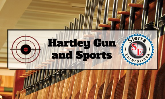 HARTLEY GUN AND SPORTS