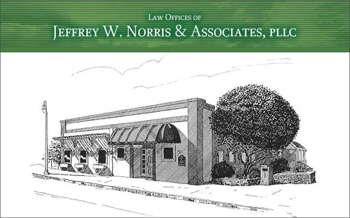 LAW OFFICES OF JEFFREY W NORRIS & ASSOCIATES, PLLC