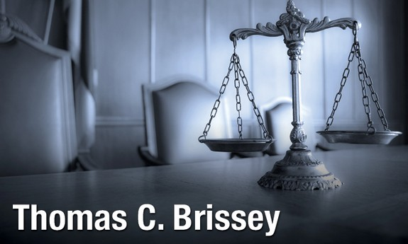 THOMAS C. BRISSEY LAW OFFICES