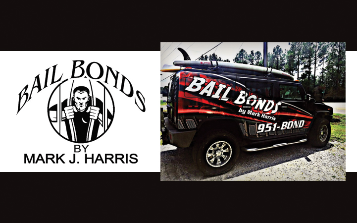 BAIL BONDS BY MARK J. HARRIS