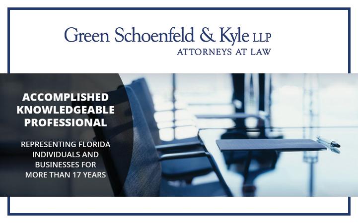 GREEN SCHOENFELD & KYLE LLP