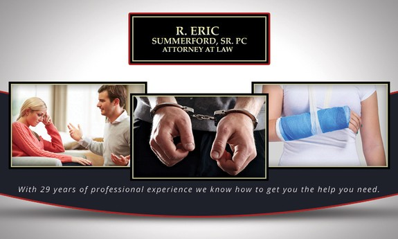 R. ERIC SUMMERFORD, SR. PC ATTORNEY AT LAW