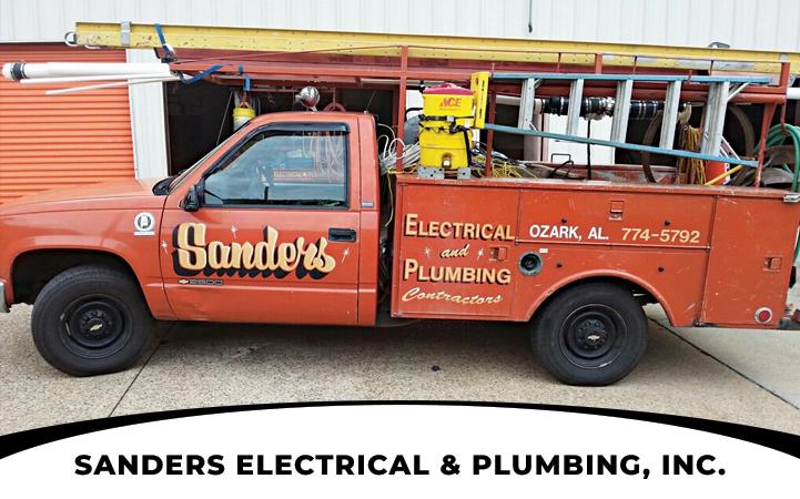 SANDERS ELECTRICAL AND PLUMBING CONTRACTORS, INC.