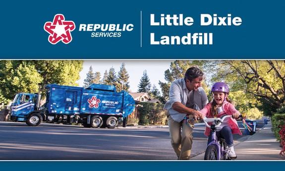 LITTLE DIXIE LANDFILL