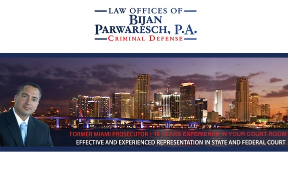 BIJAN PARWARESCH LAW OFFICE