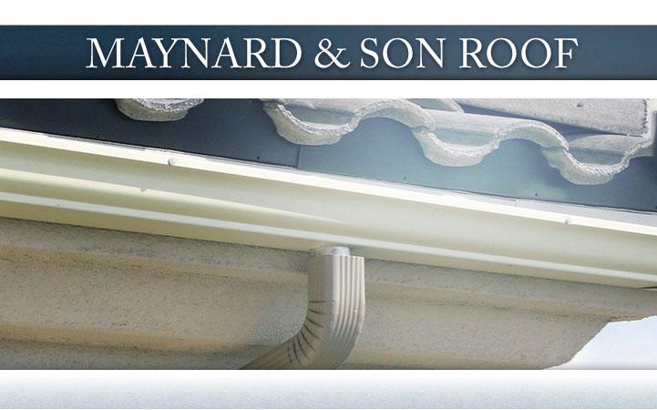 MAYNARD ROOFING & CONSTRUCTION