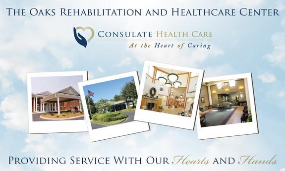 THE OAKS REHABILITATION & HEALTHCARE CENTER