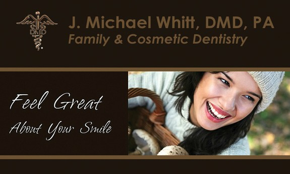 J. MICHAEL WHITT, DMD