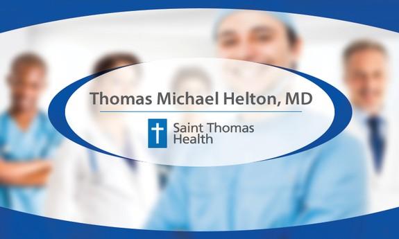 T. MICHAEL HELTON, MD