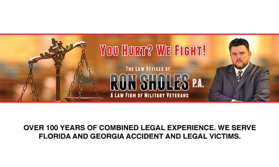 THE LAW OFFICES OF RON SHOLES P.A.