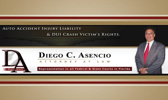 DIEGO C. ASENCIO ATTORNEY AT LAW