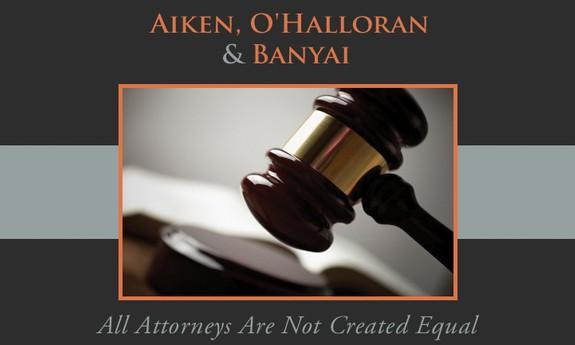 AIKEN, O'HALLORAN & BANYAI