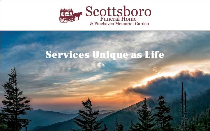 SCOTTSBORO FUNERAL HOME