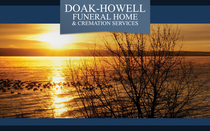 DOAK HOWELL FUNERAL HOME & CREMATION SERVICES