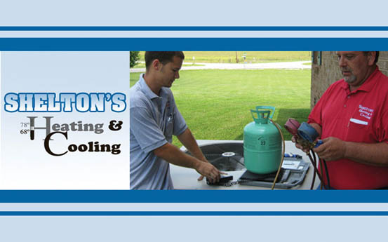 SHELTON'S HEATING & COOLING
