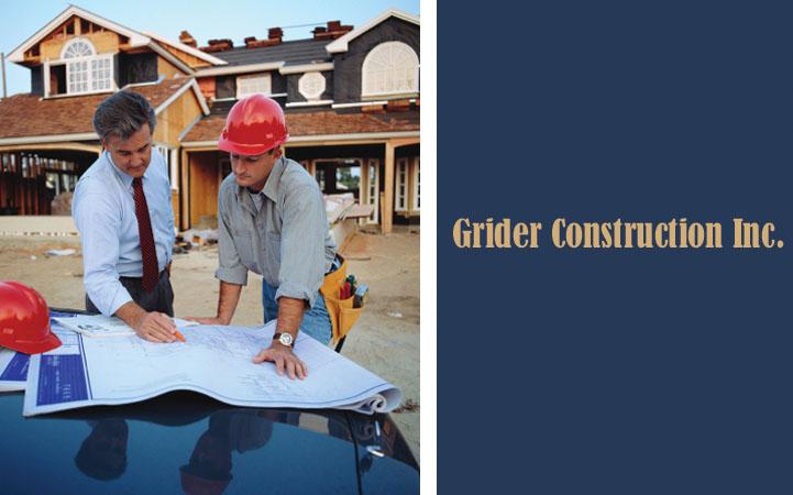 GRIDER CONSTRUCTION