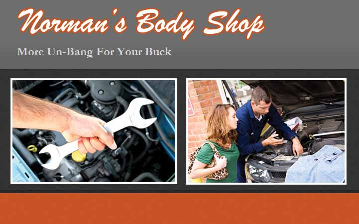 NORMAN'S BODY SHOP, INC.
