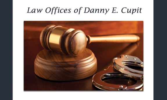 DANNY E. CUPIT LAW OFFICES