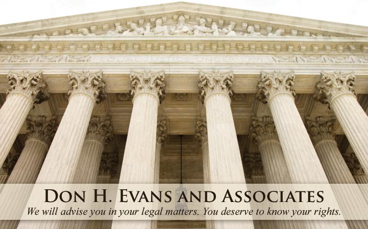 DON EVANS & ASSOCIATES