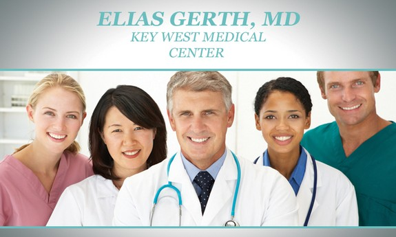 ELIAS GERTH, MD - Local PHYSICIANS SURGEONS in Key West, FL