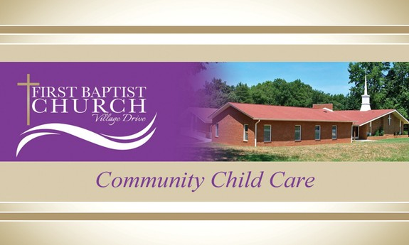 FIRST BAPTIST COMMUNITY CHILD CARE