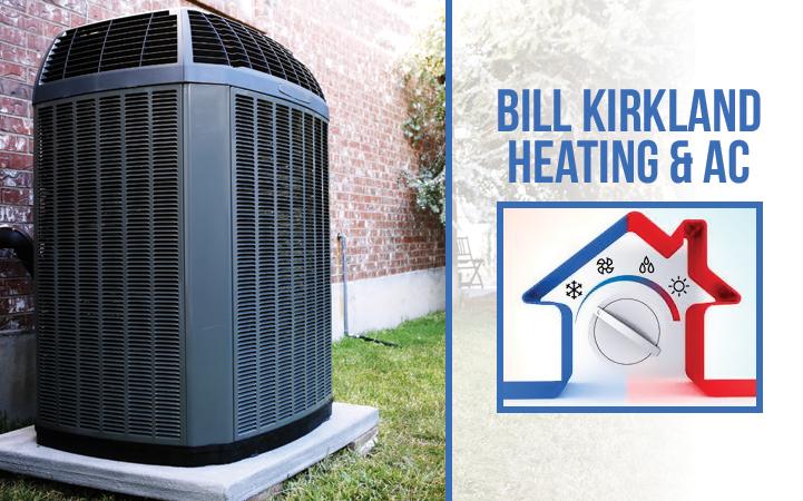 BILL KIRKLAND HEATING & AIR CONDITIONING